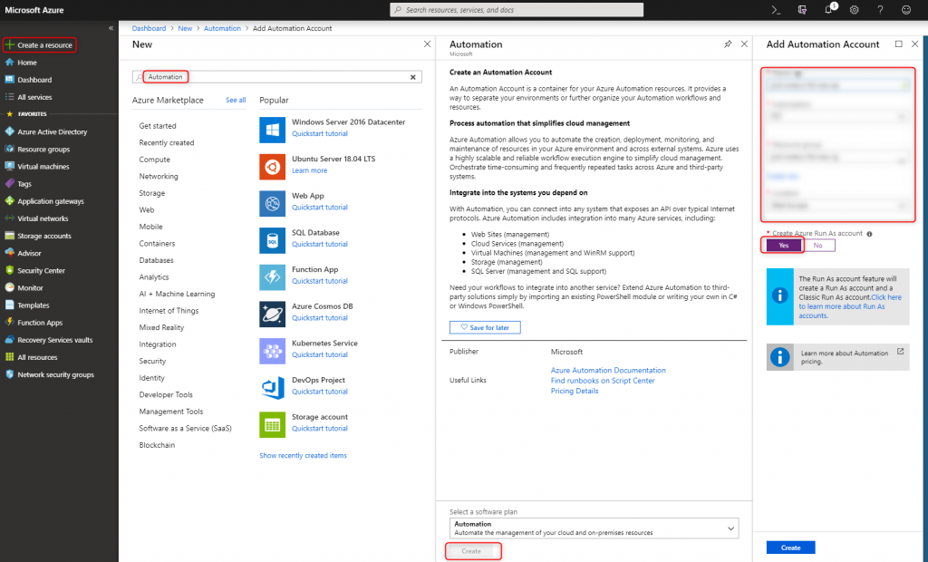 Automatically start and stop Azure VMs | PowerShell24